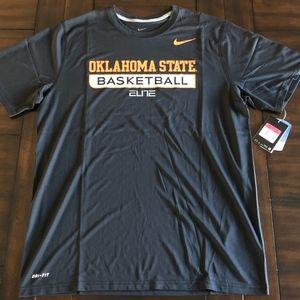 Nike Dri-Fit Oklahoma State Cowboys Basketball tee